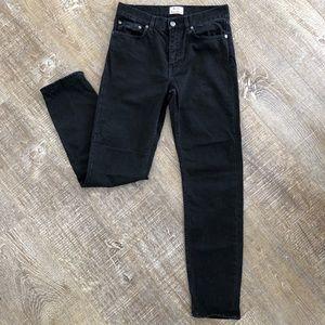 ACNE jeans BOY BLACK size 25x32
